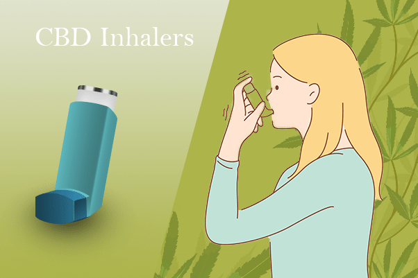 CBD Inhalers